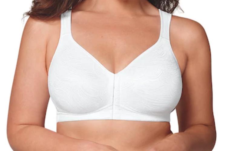 front closing bras for elderly