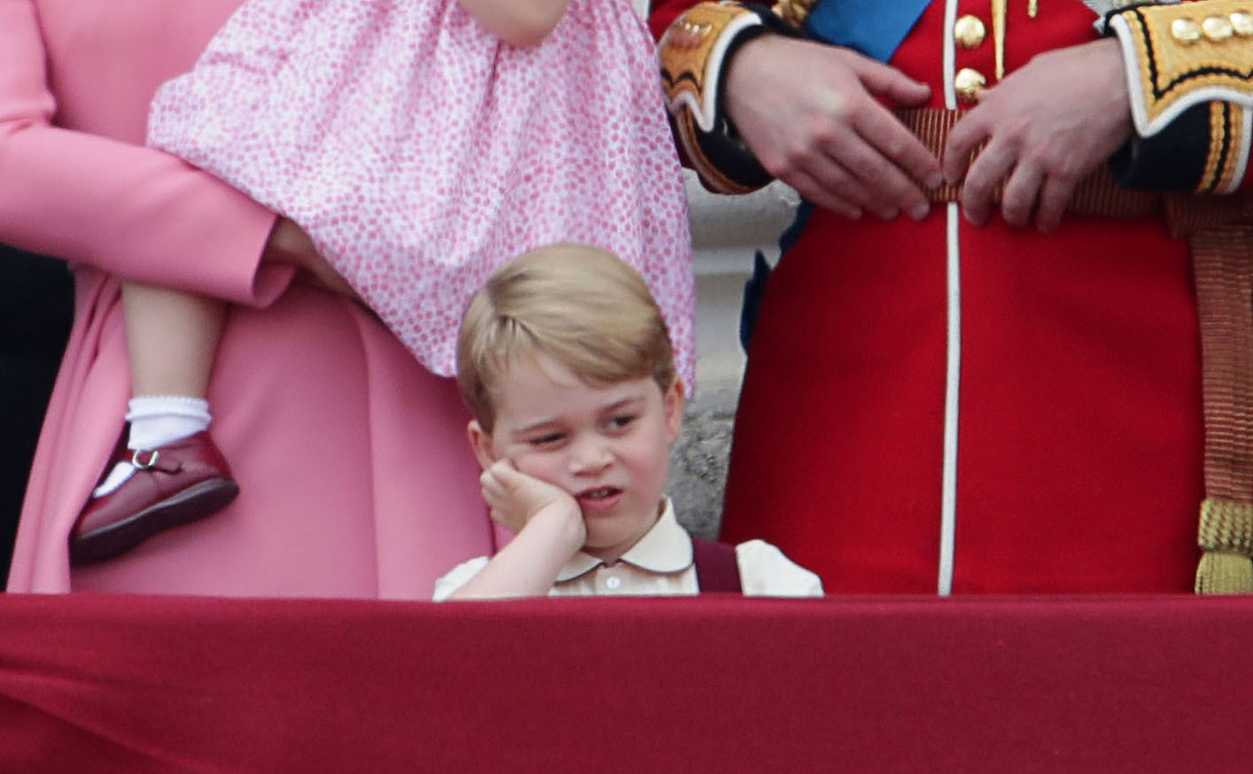 prince george bored