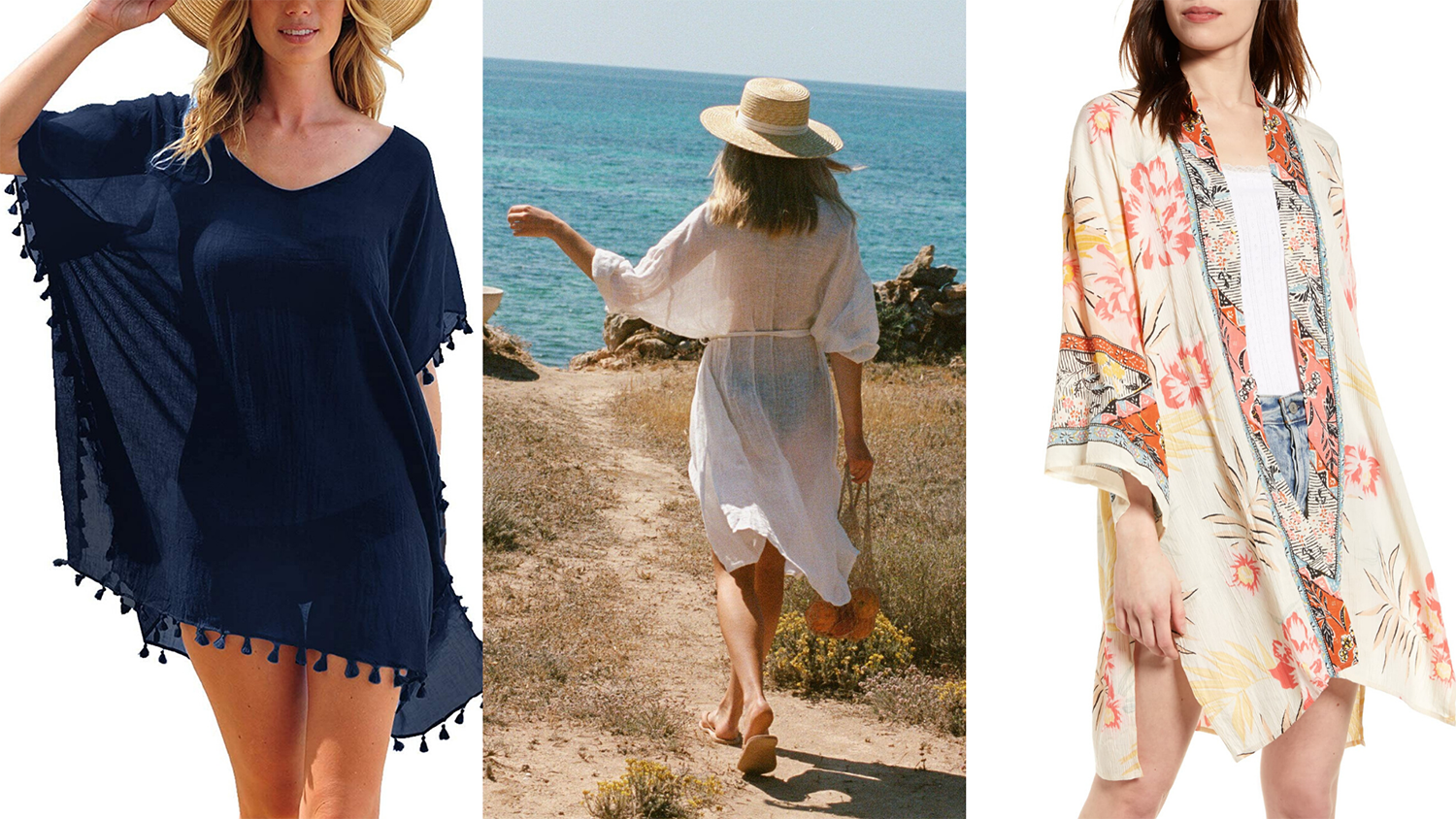 6 Beach Cover-Ups That Will Protect You From the Sun in Style