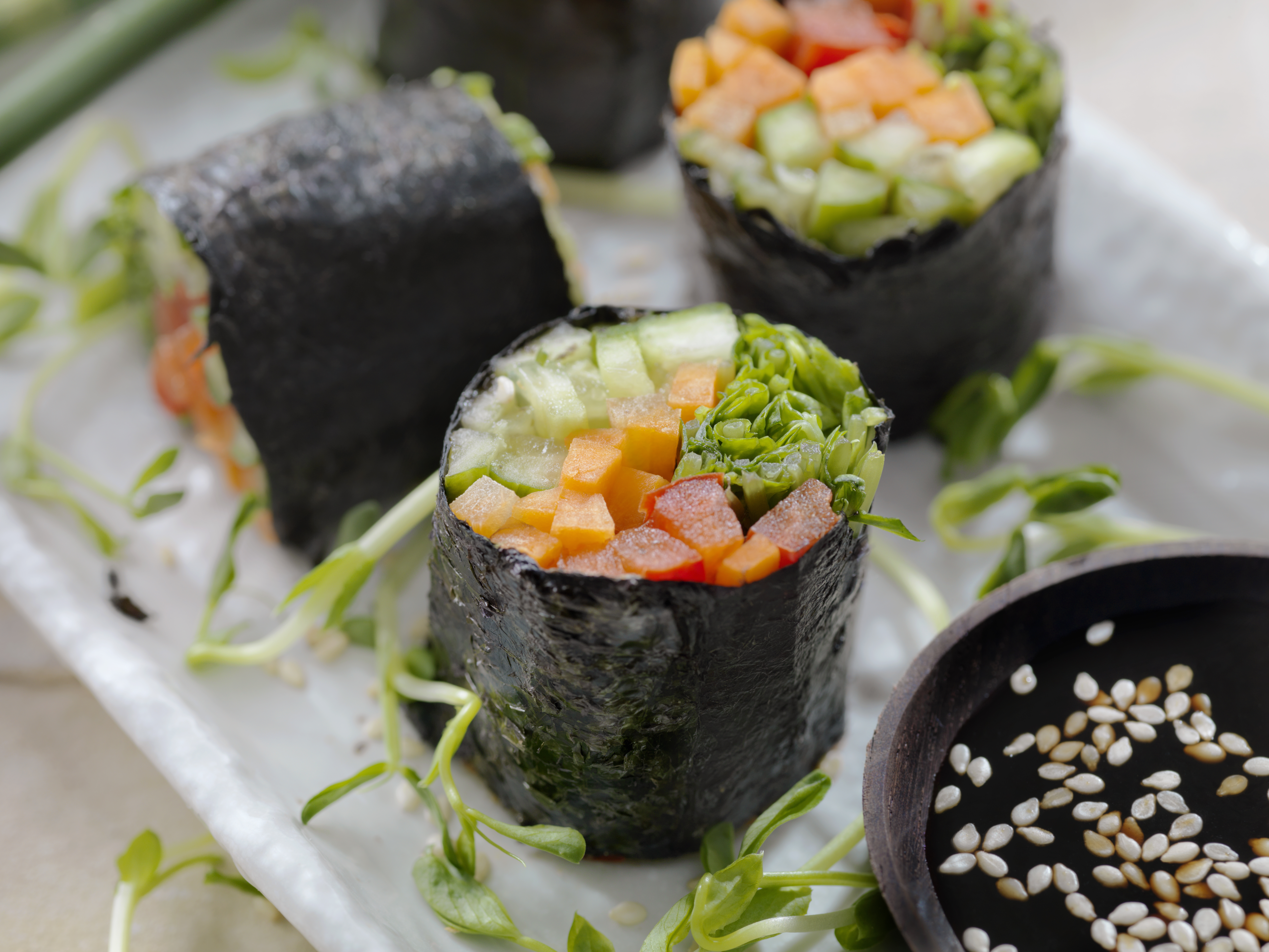 Wild Diet nori wraps