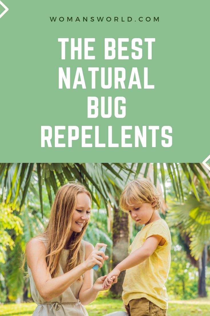 Best Natural Bug Repellents