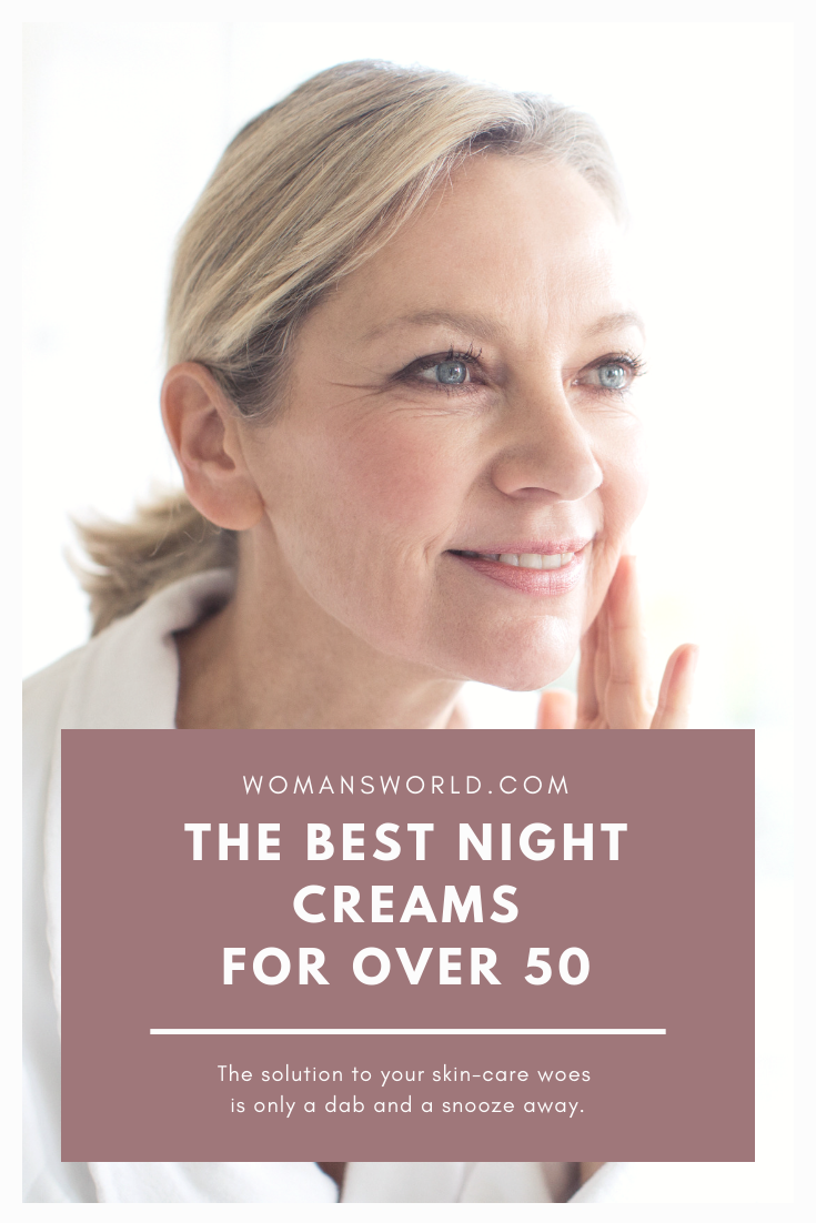 The Best Night Creams for Over 50