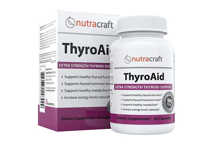 13 Best Thyroid Supplements Women Over 50
