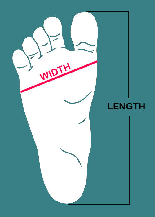 do I have wide feet