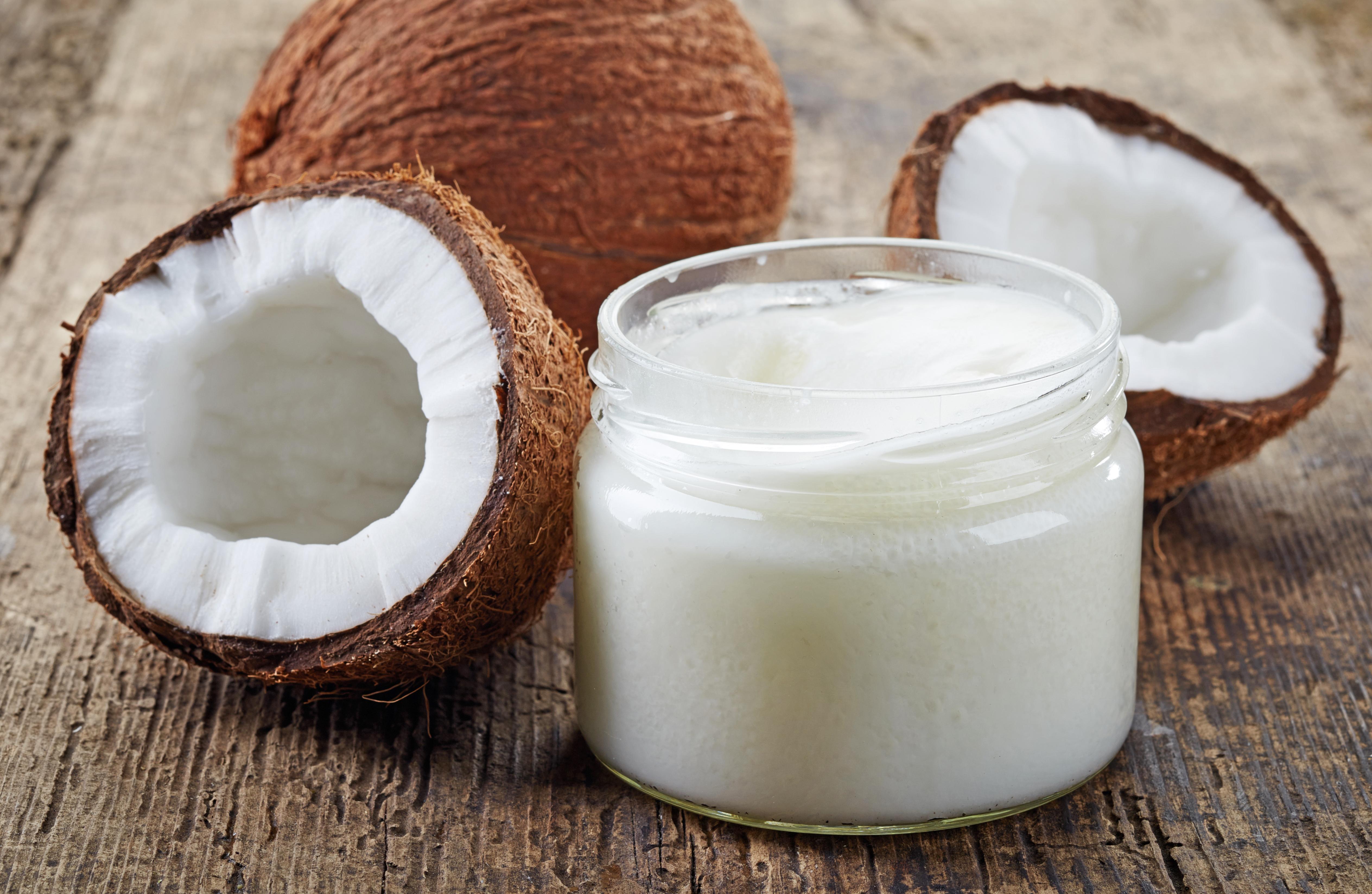 coconut oil for thyroid