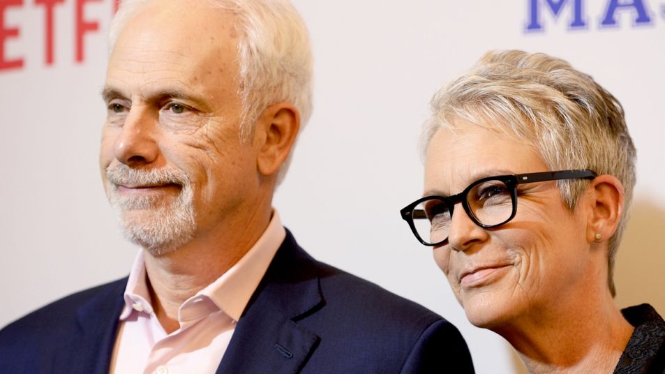 Jamie Lee Curtis and Christopher Guest