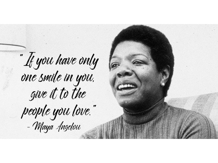 Quotes By Maya Angelou That Still Inspire Us Today