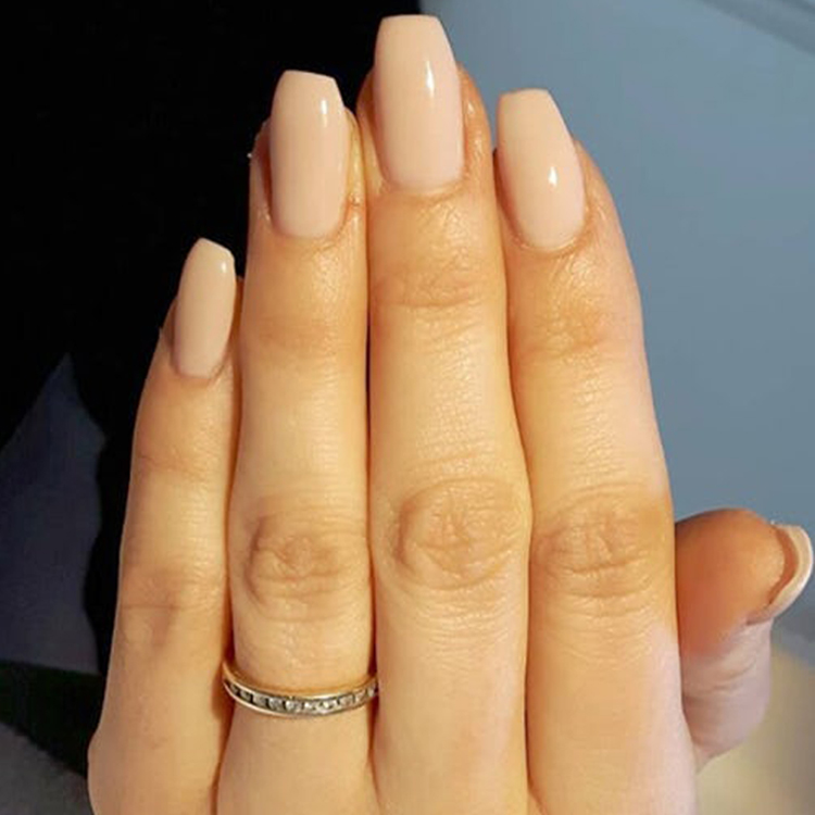 10 Neutral Acrylic Nail Designs to Inspire Your Everyday Style