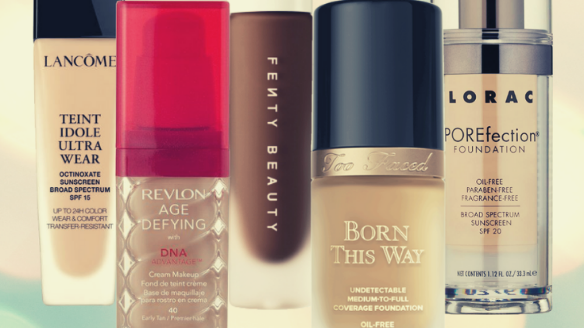The Best Foundation for Women Over 11 Will Make Your Skin Glow