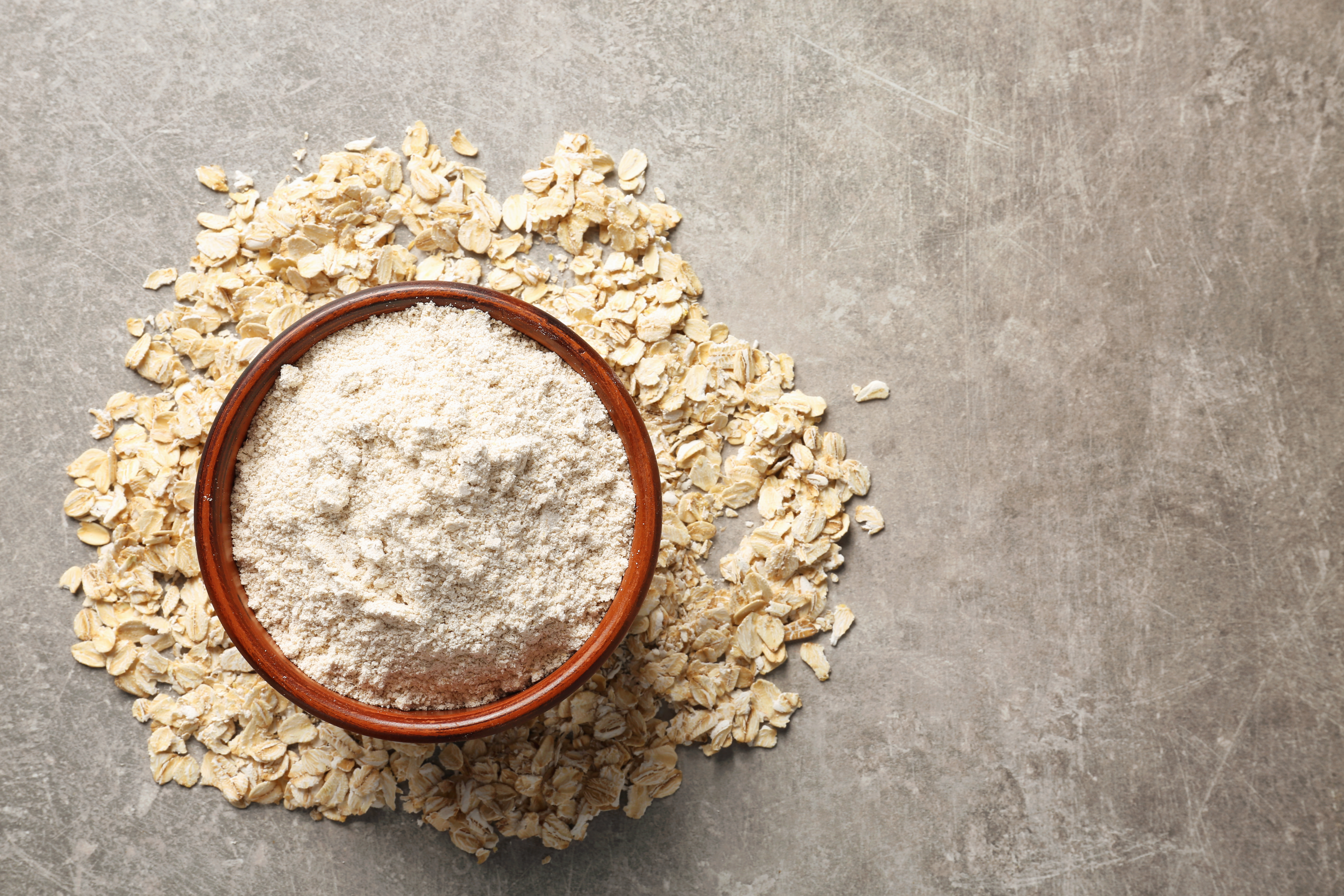 Baking With Oat Flour Benefits Cholesterol and Blood Sugar Levels