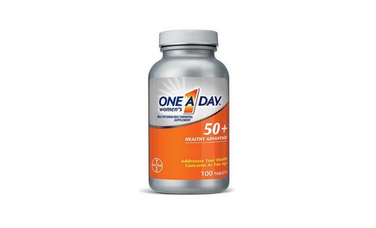 best natural multivitamin for women over 50