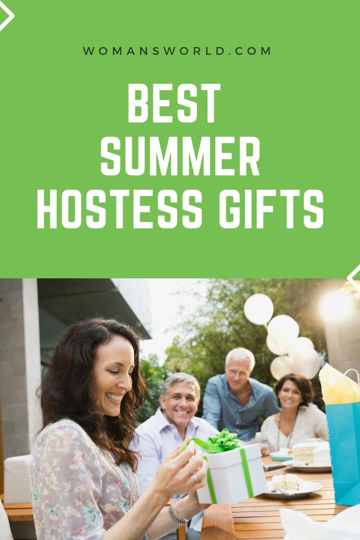Best Summer Hostess Gifts