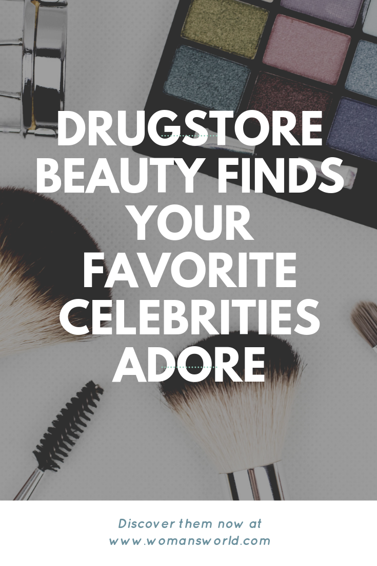 Celeb Drugstore Beauty Products