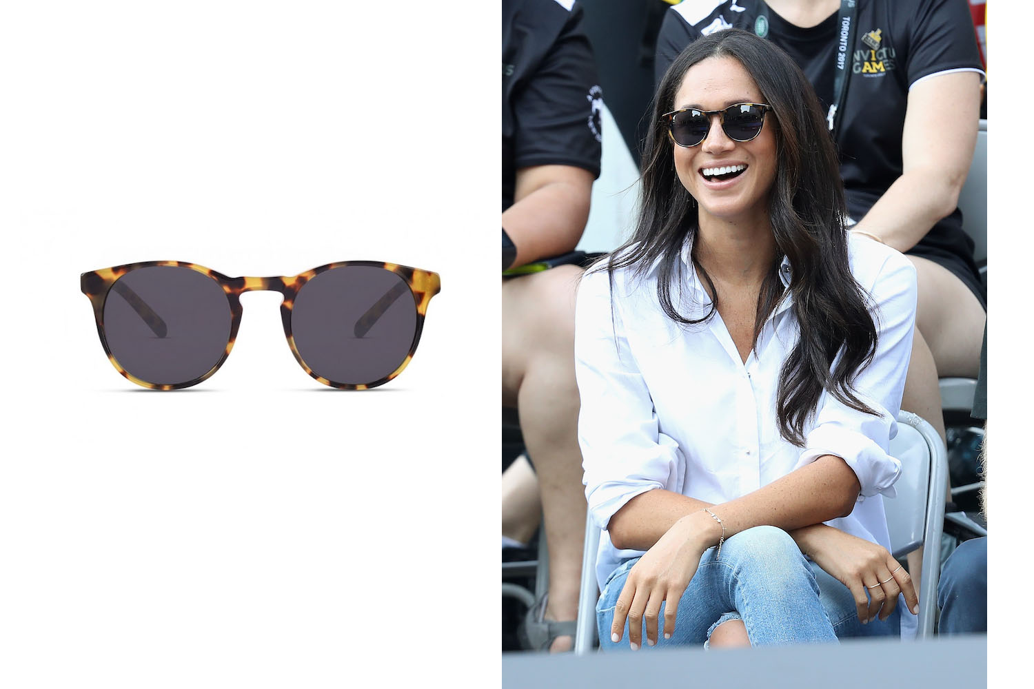 Meghan Markle Percy Sunglasses
