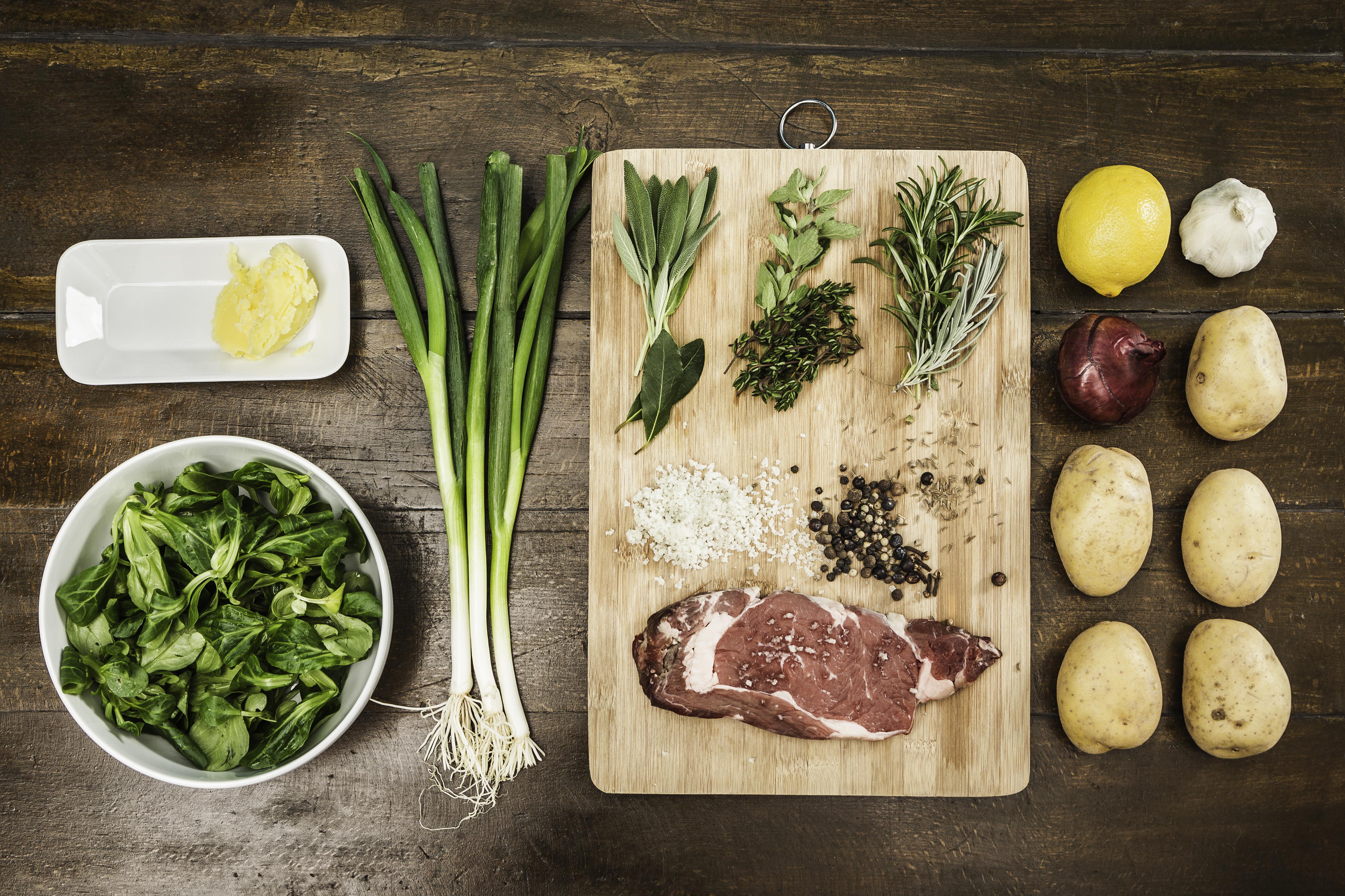 Nordic Diet Foods