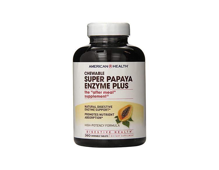 Vitamin Supplements Acid Reflux