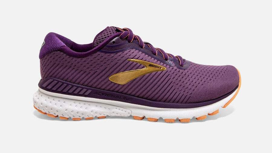 brooks adrenaline running shoe