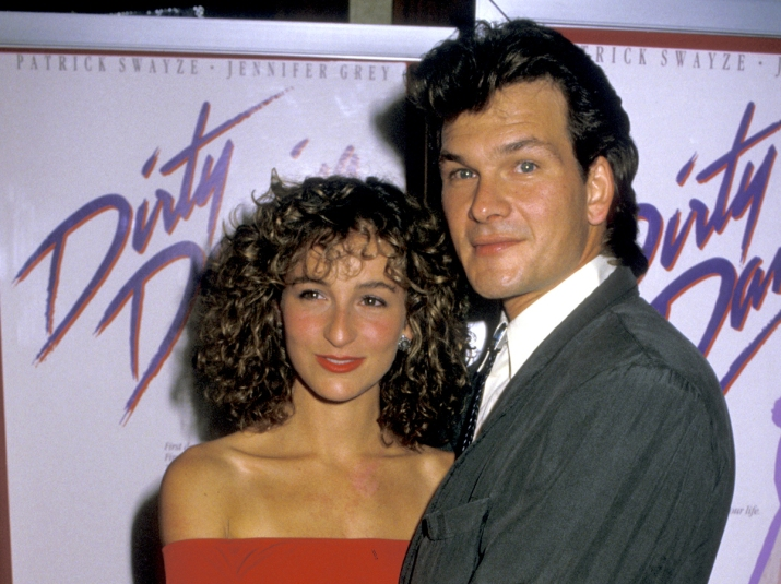 How Jennifer Grey and Patrick Swayze Worked Together on 'Dirty ...