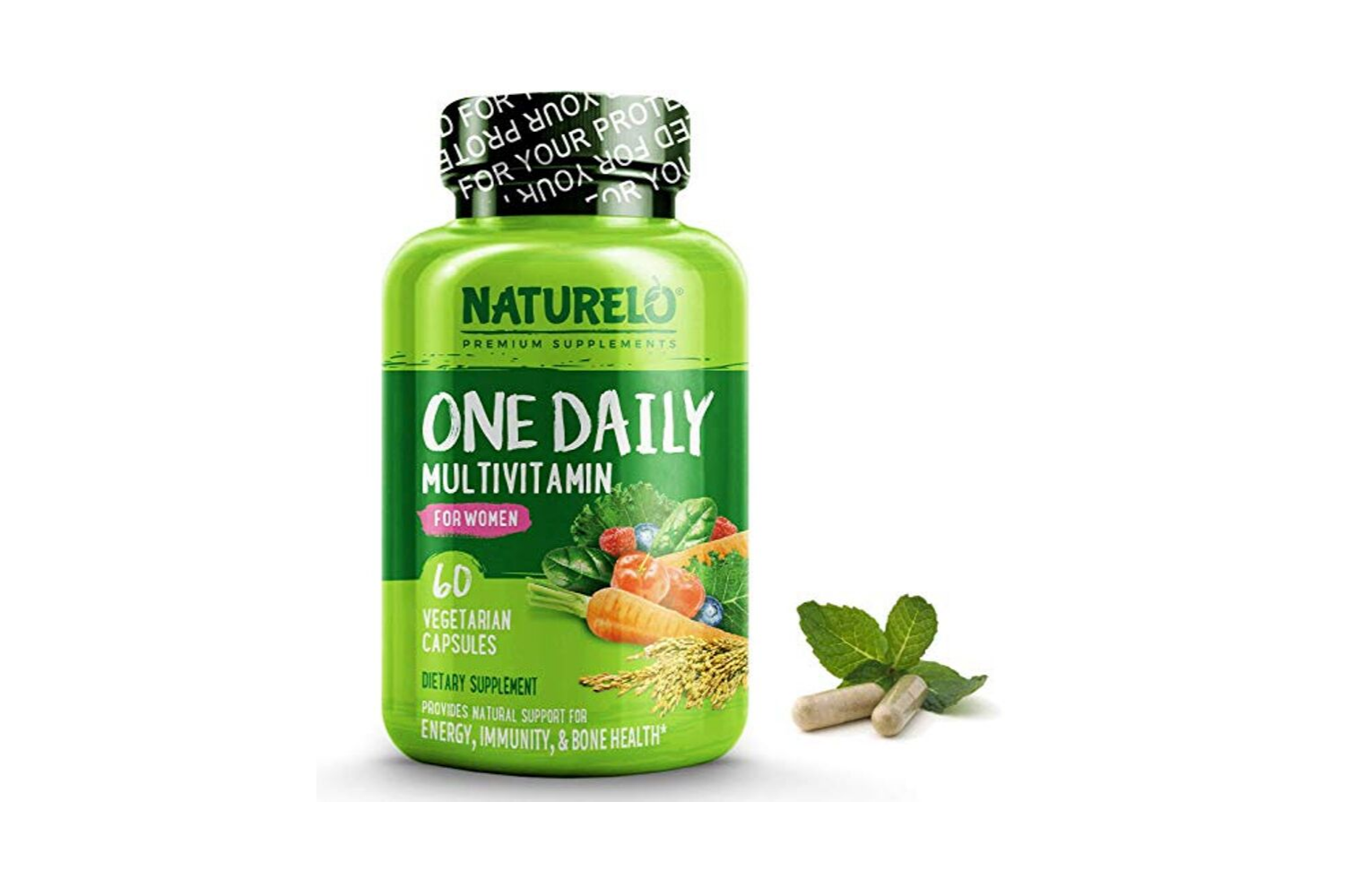 Naturelo One Daily Multivitamin