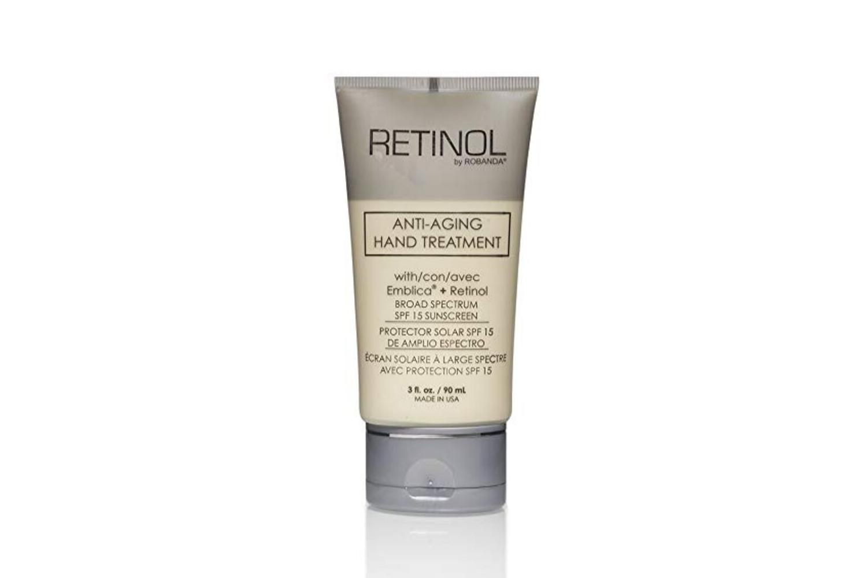 Retinol by Rabanda Retinol Hand Cream