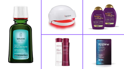 female hair loss products