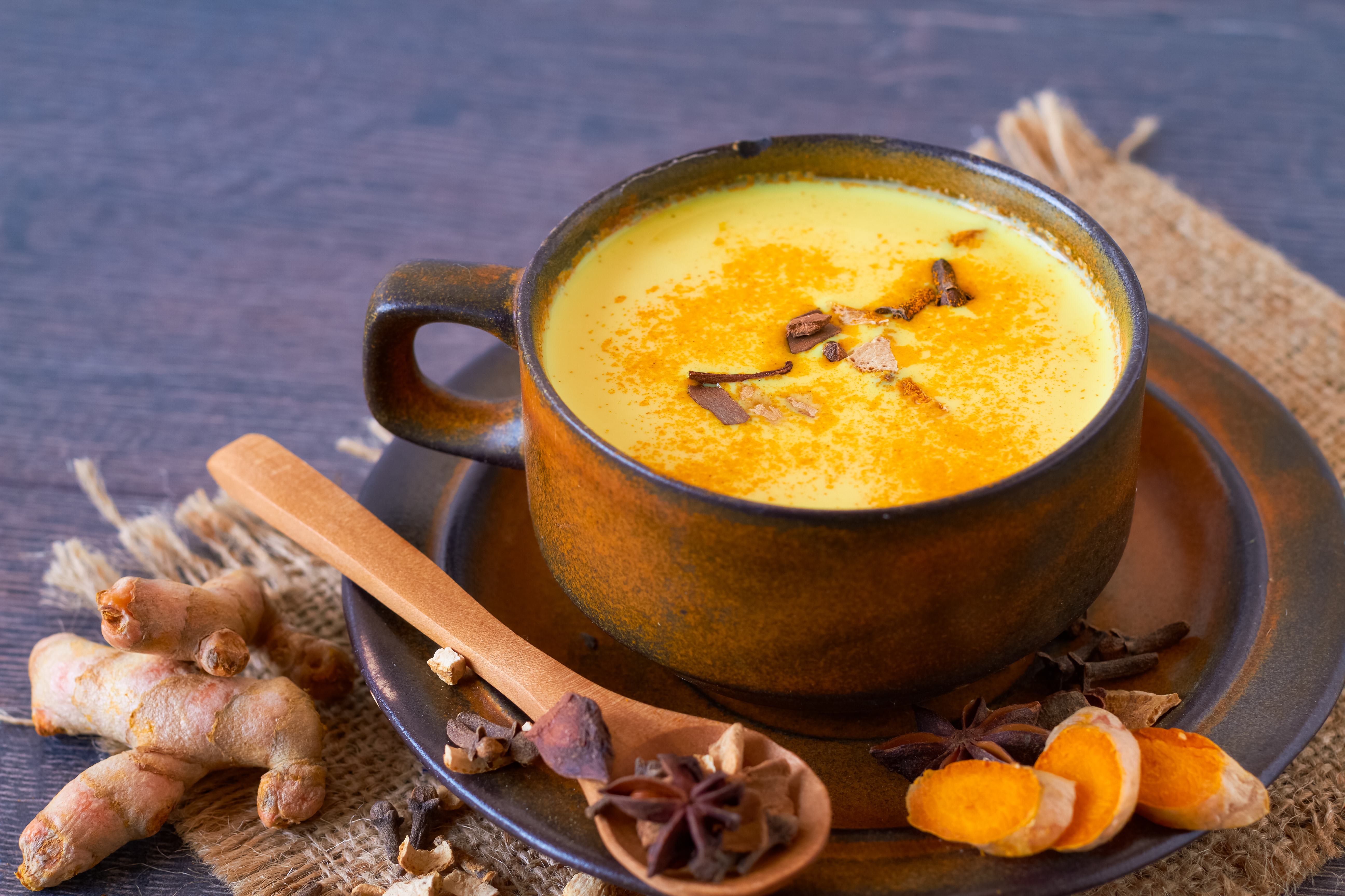The Golden Milk Diet Heals Your Metabolism and Reignites Your Digestive Fire