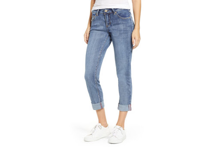 high change of location jeans in the interest women mainly 50