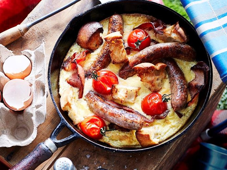 An Easy One-Pan Breakfast Recipe to Start the Day Off Right