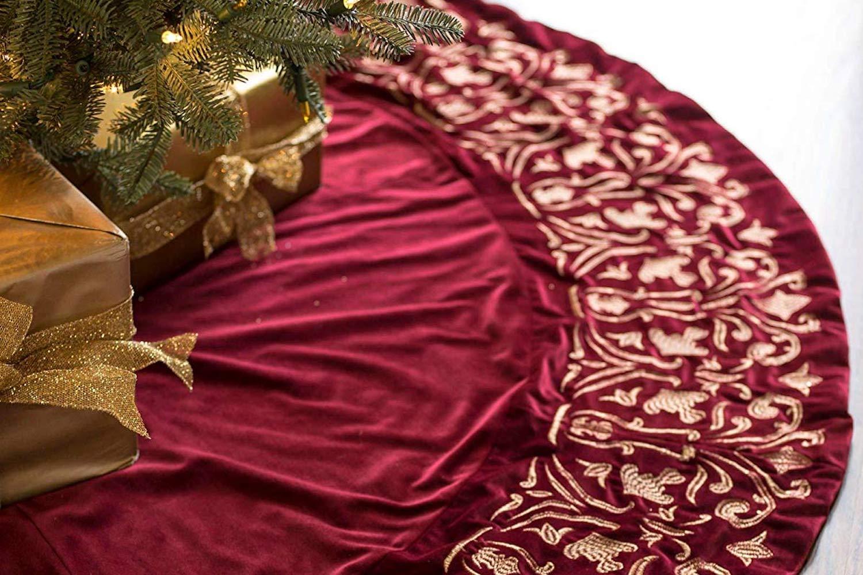 Balsam Hill skirt