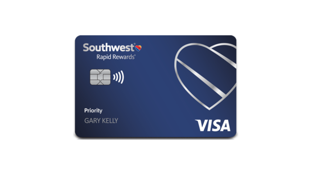 Chase Southwest Priority Credit Card