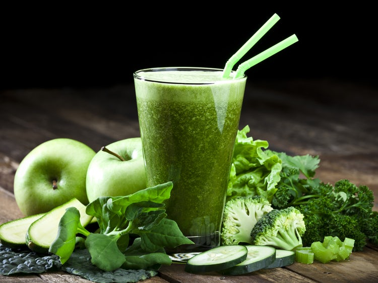 The Dr. Oz Approved Veggie Smoothie You Should Be Drinking