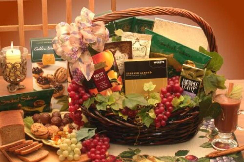Kosher Gourmet Basket
