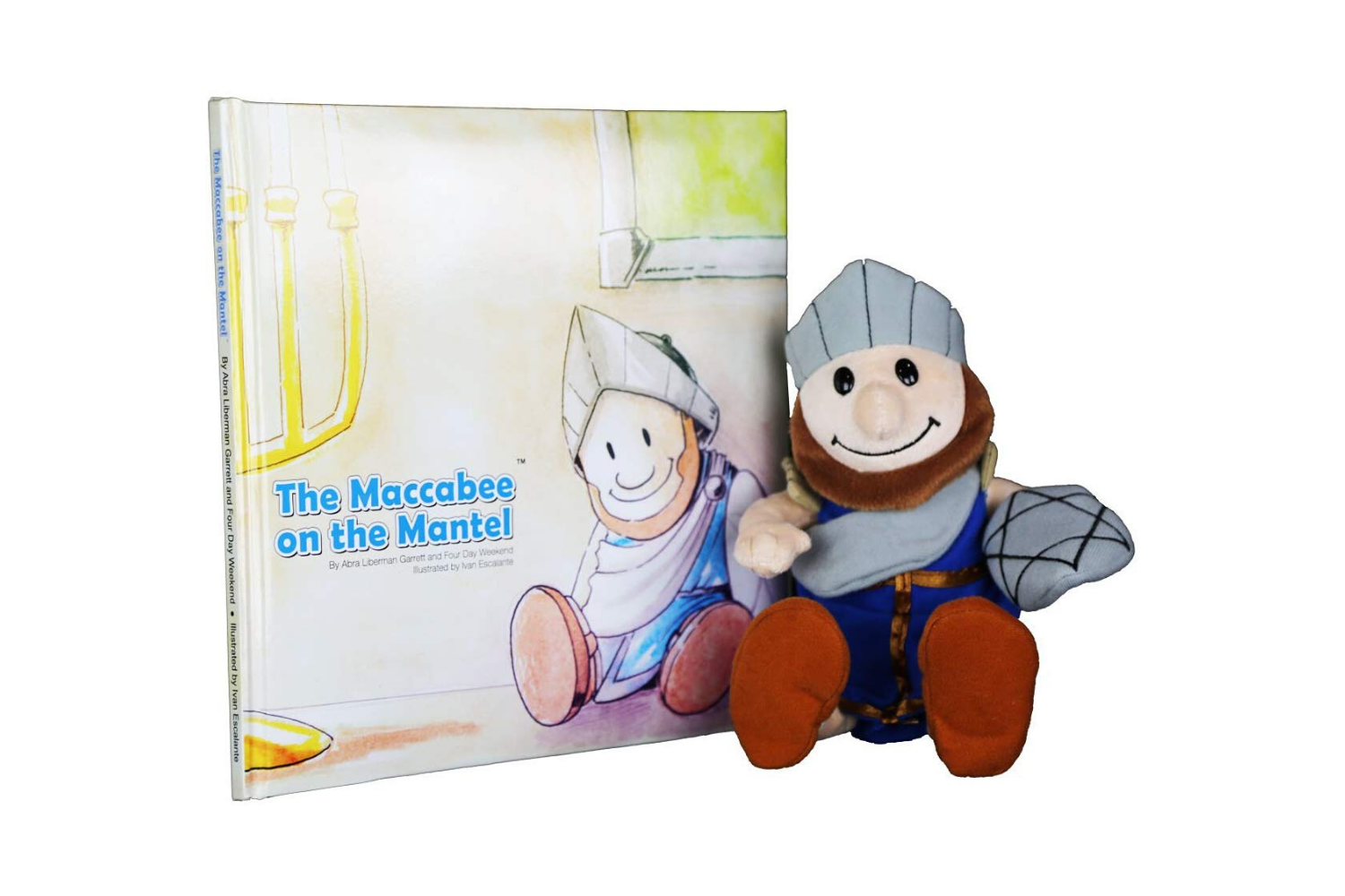 Maccabee on the Mantel