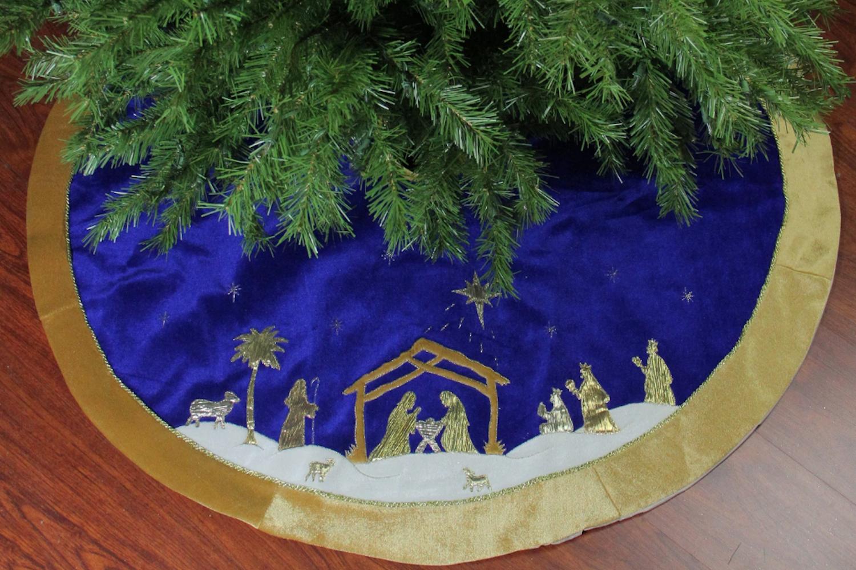 Nativity skirt