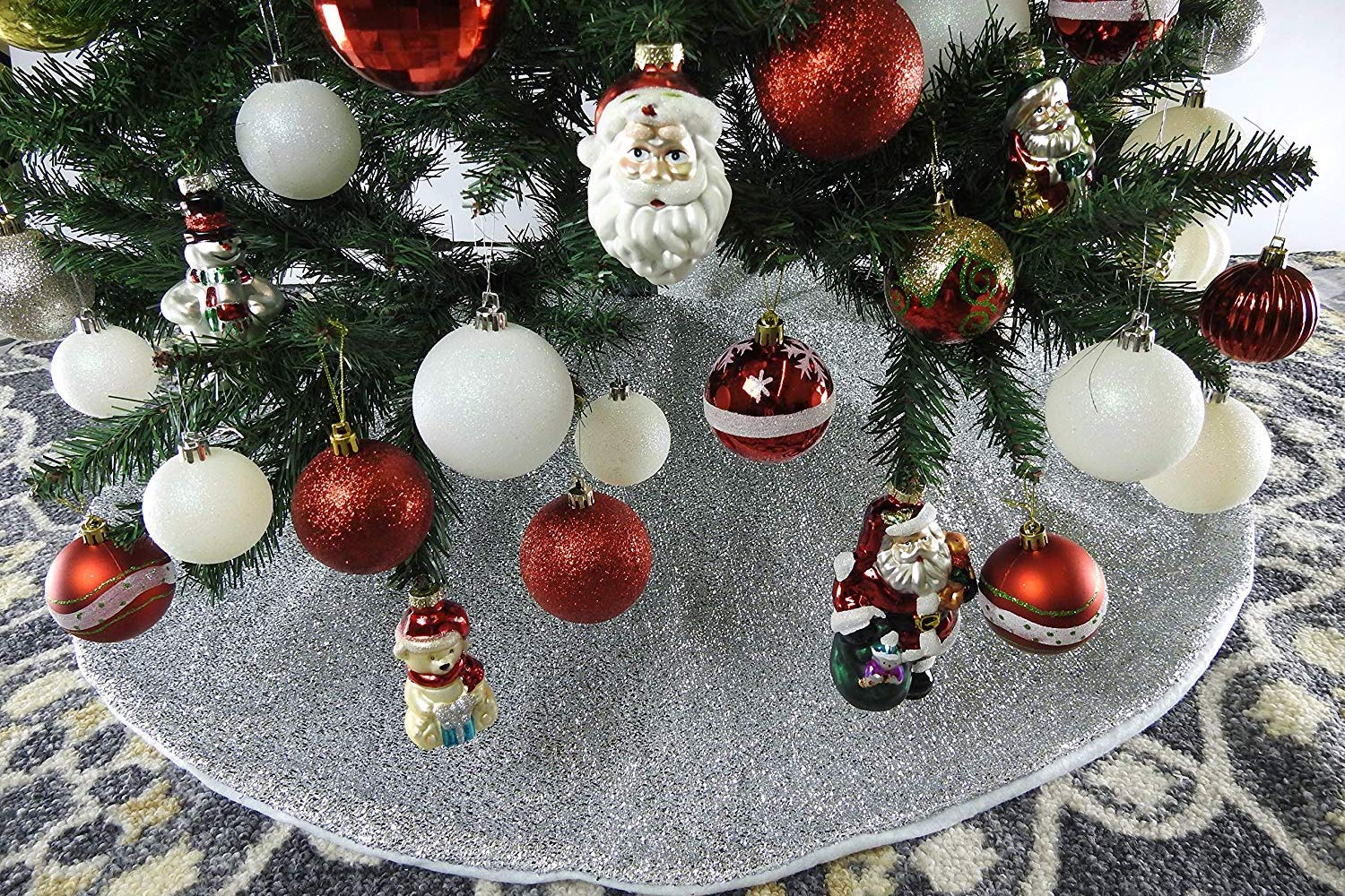 The Best Christmas Tree Skirts Of 2019