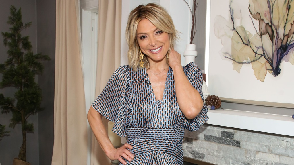 Debbie Matenopoulos Greek-Inspired Apps for Super Bowl