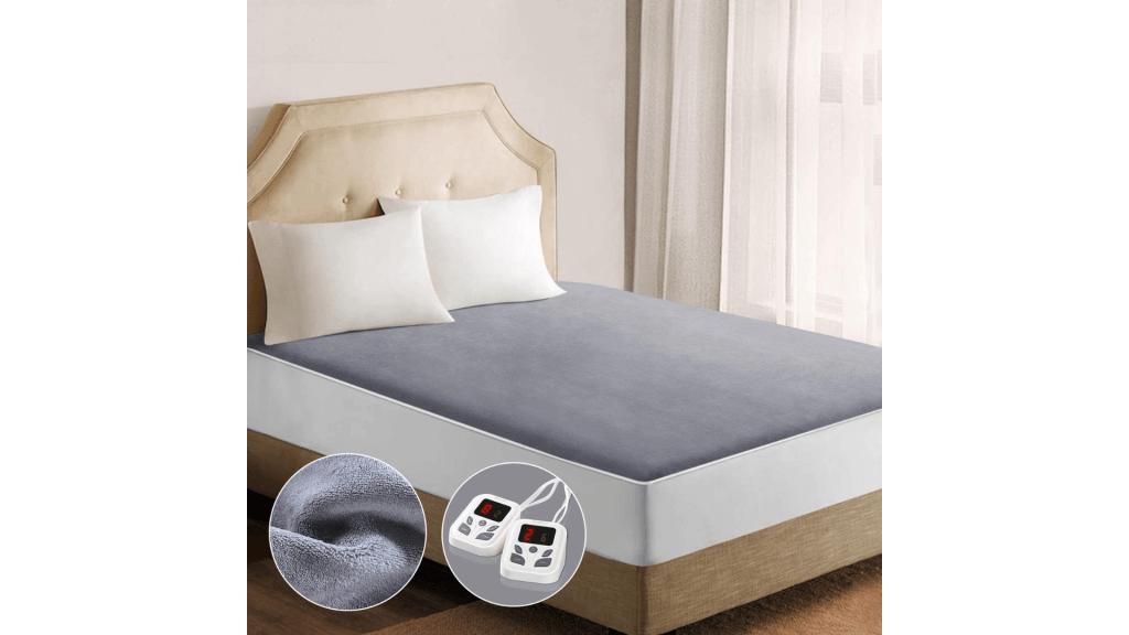 MaxKare heated mattress pad