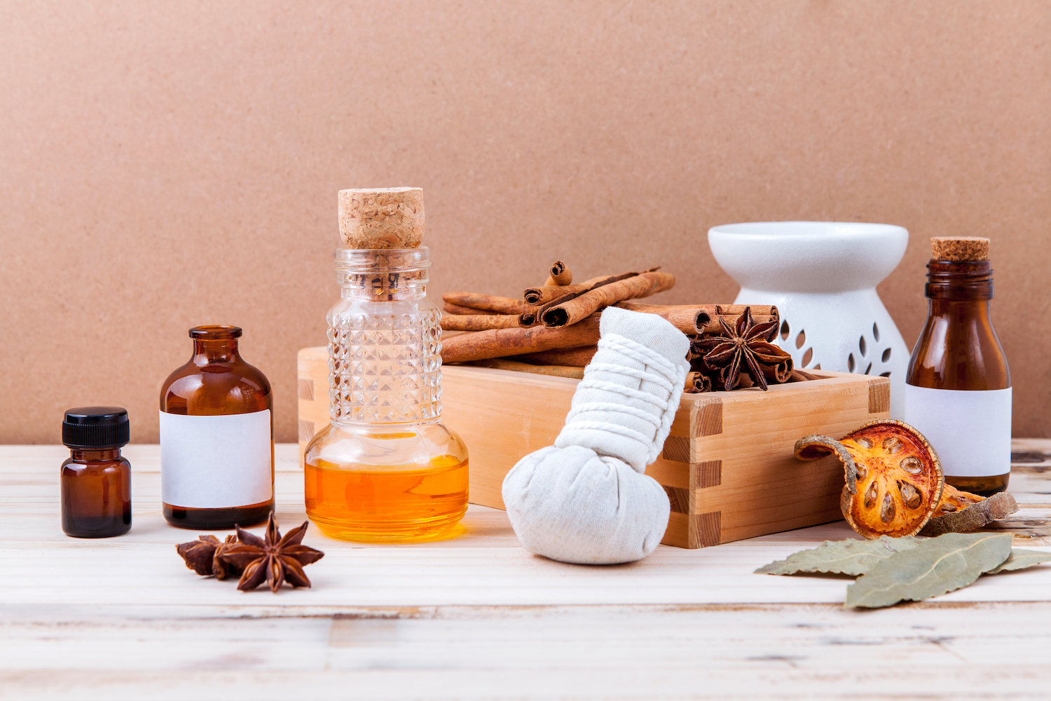 Six Best Essential Oils for Health