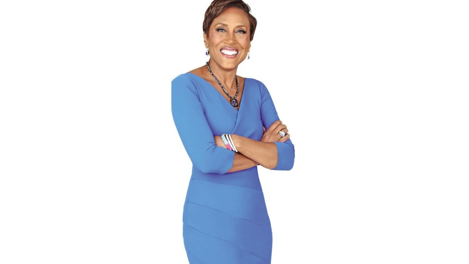'GMA' Anchor Robin Roberts Shares Her Secrets to Positivity