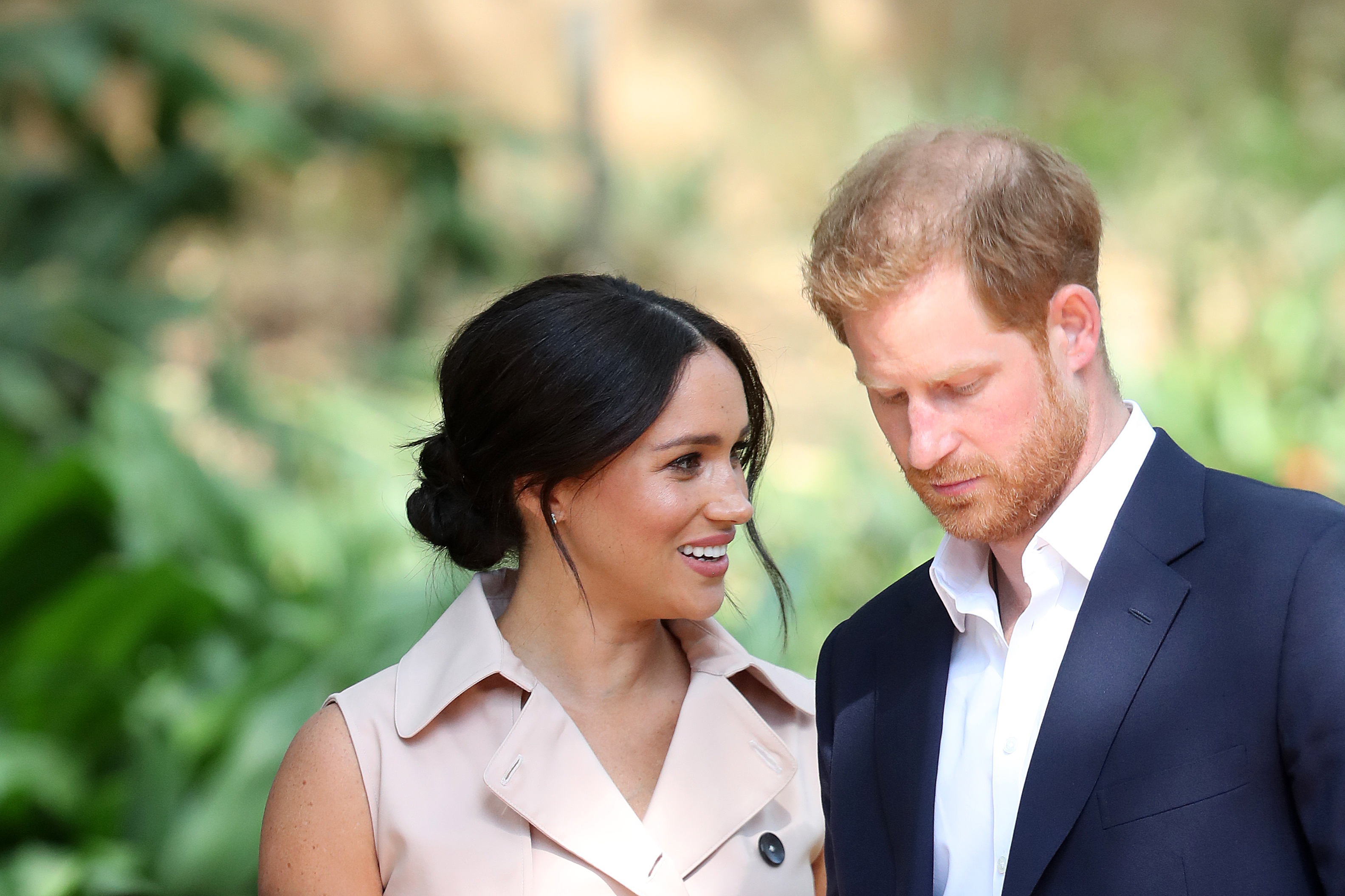 Harry and Meghans Next Steps are Revealed Regarding Their Royal Titles