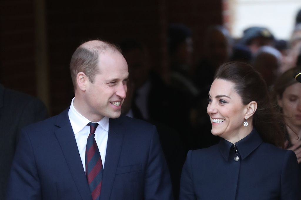 While the World Watched Harry and Meghan, William and Kate Were Making Some Changes - Woman's World