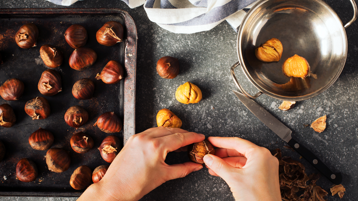 All the Health Benefits of Chestnuts - Woman's World