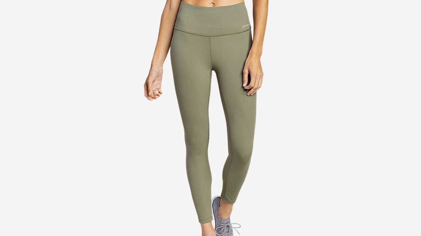 These New Eddie Bauer Leggings Feature UPF 50+ Protection