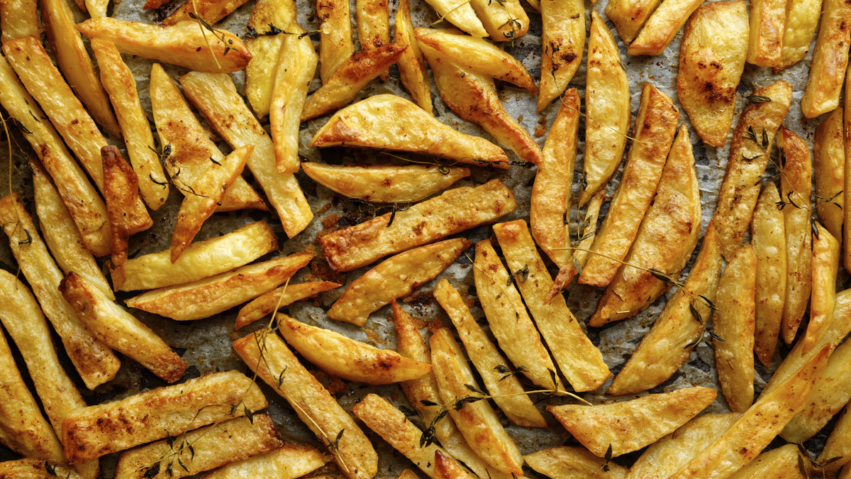 Best Trick for Baking Crispy Potatoes - Woman's World