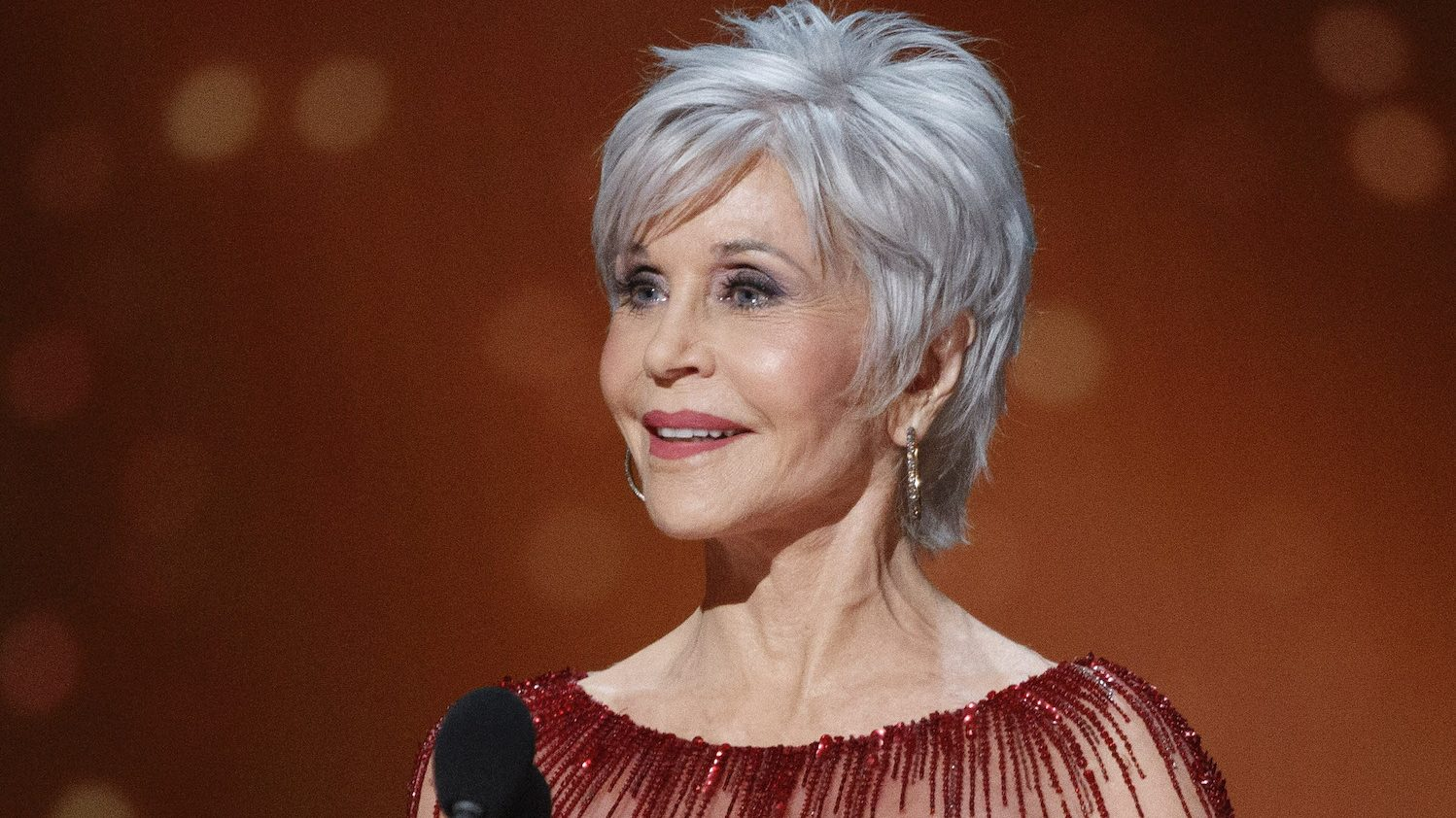 Jane Fonda's Oscars Makeup Was an Anti-Aging Dream — and It Was All Under $20