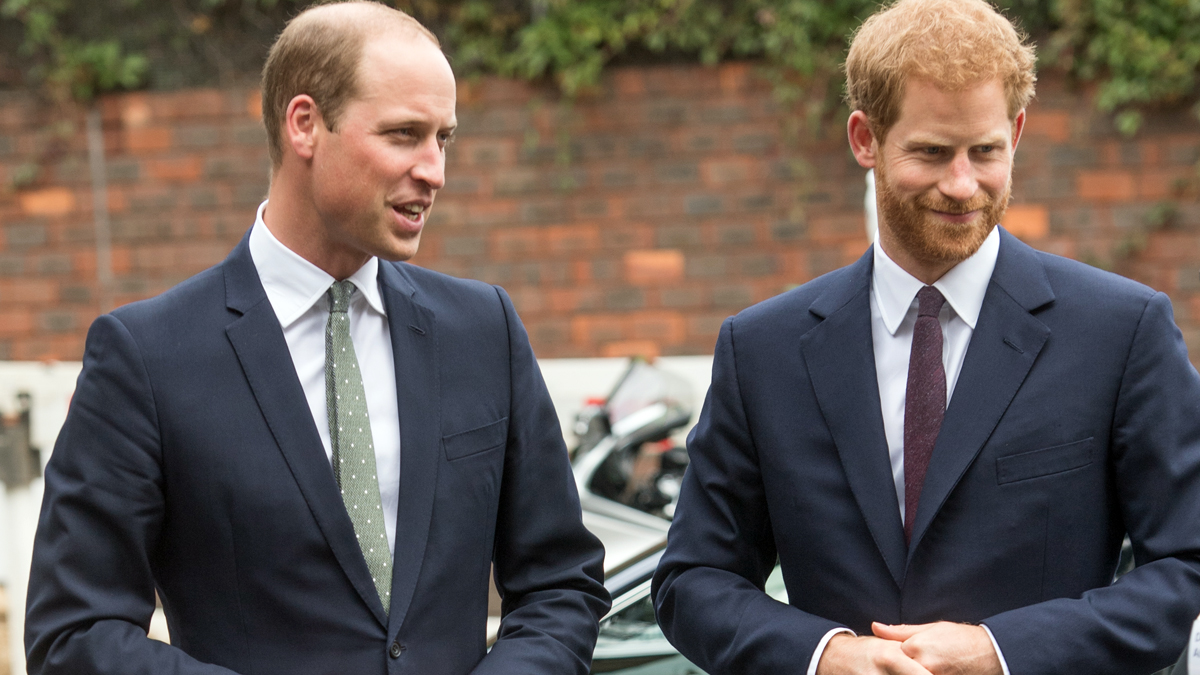 Prince William and Harry's Favorite Food - Woman's World