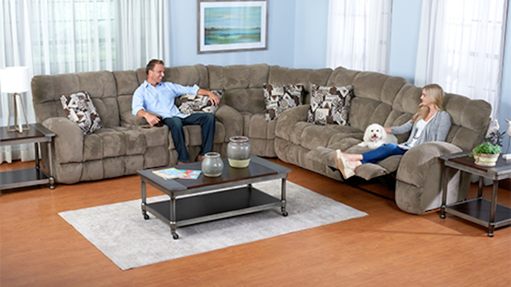 best reclining sectional sofa
