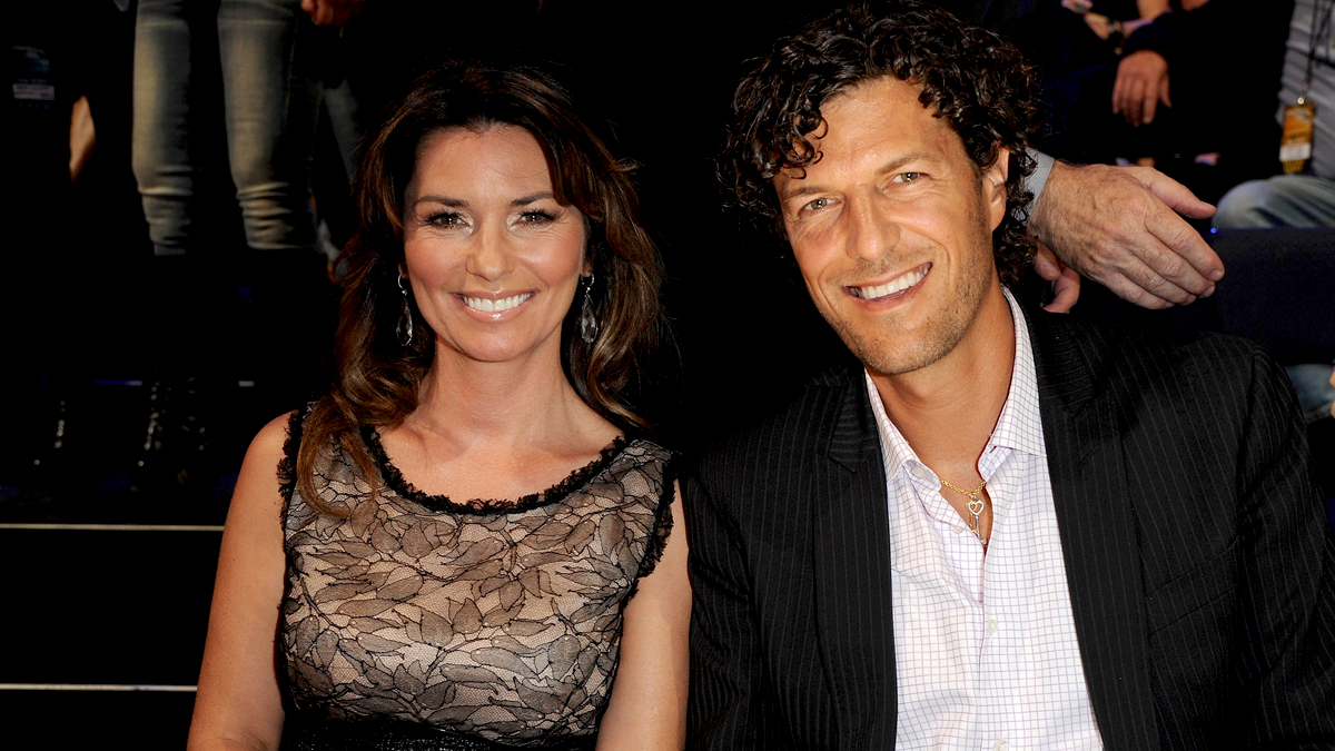 Shania Twain Opens Up About Second Marriage - Woman's World
