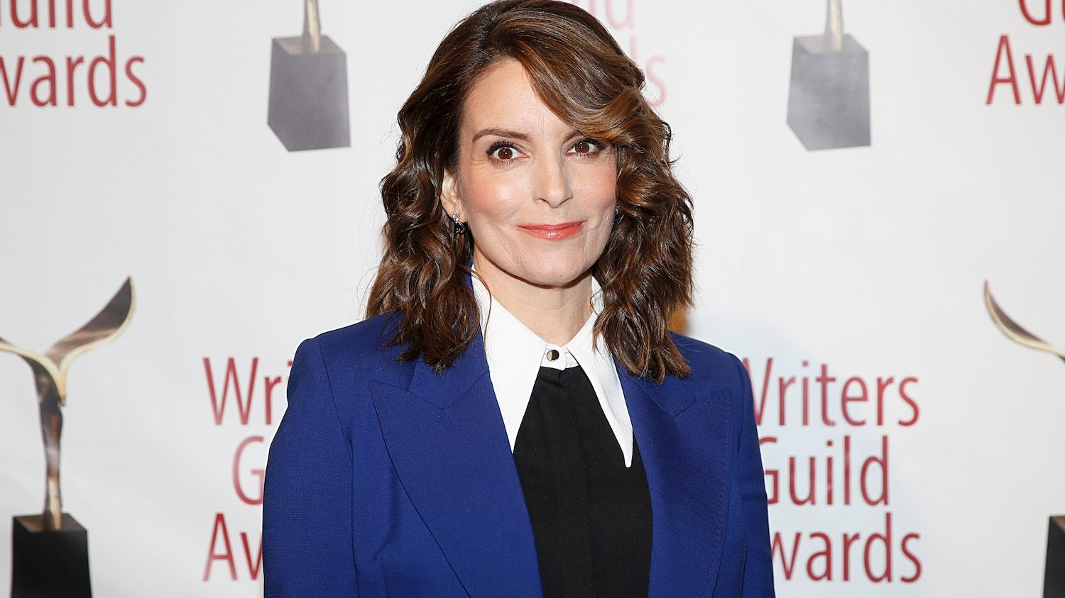 Why Tina Fey Uses Natural Vitality Calm to Wind Down Before Bed