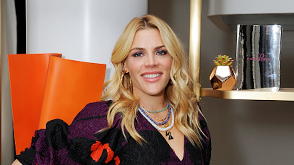 NEW YORK, NEW YORK - MARCH 10: Poise? brand teams up with Busy Philipps to spark honest conversations about bladder leakage - something 1 in 3 experience - to empower women to open up and find proper solutions on March 10, 2020 in New York City. (Photo by Simon Russell/Getty Images for Poise)
